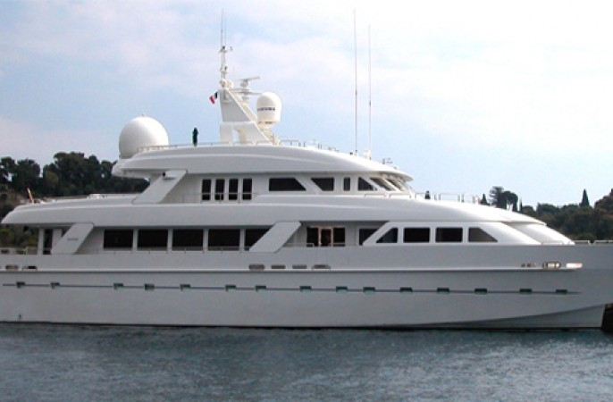 <span>private yacht</span>