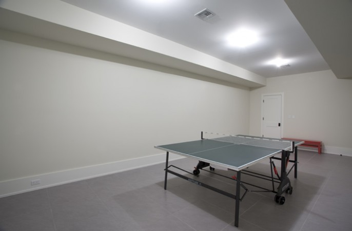 <span>lower level game room</span>