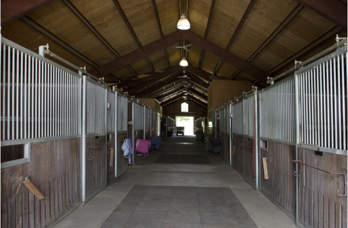 <span>stable interior</span>