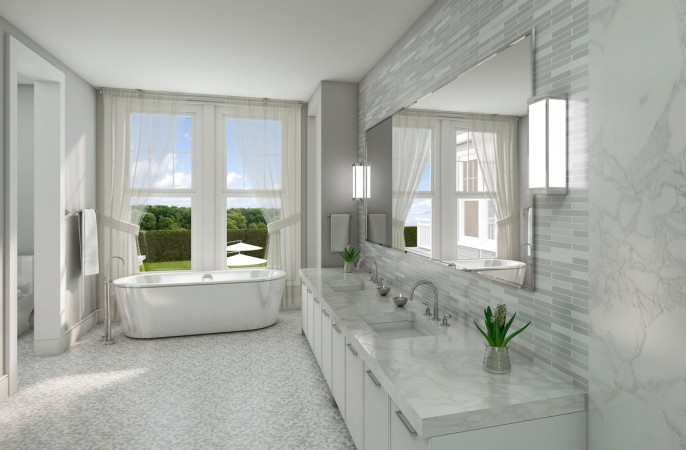 <span>master bathroom rendering</span>