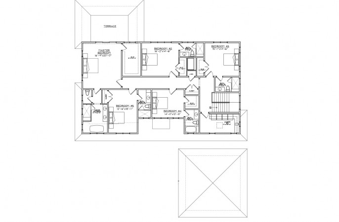 <span>second floor plan</span>