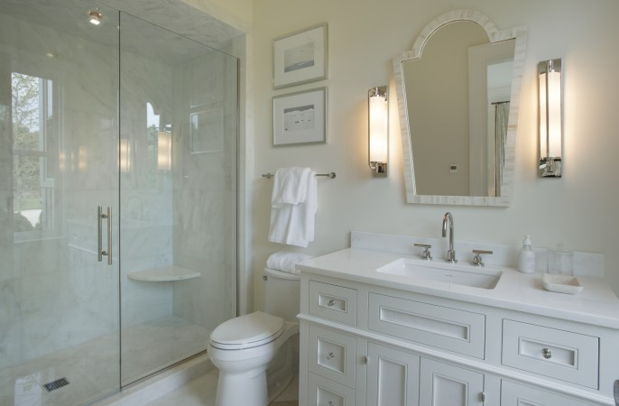 <span>First Floor Master Bathroom</span>