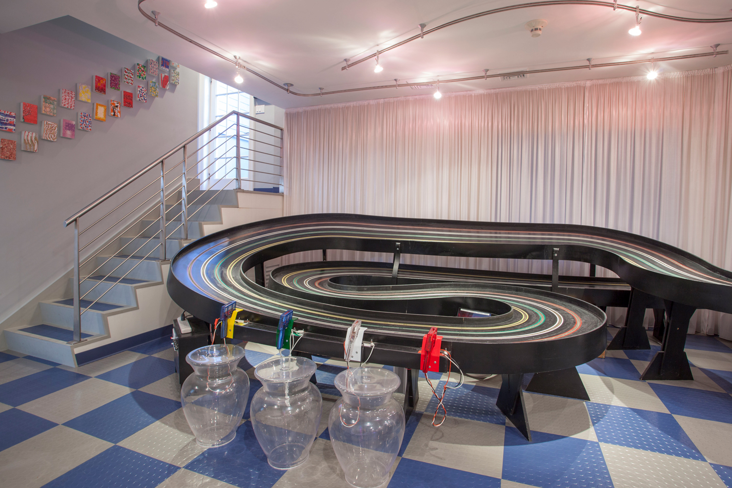 <span>slot car racing</span>