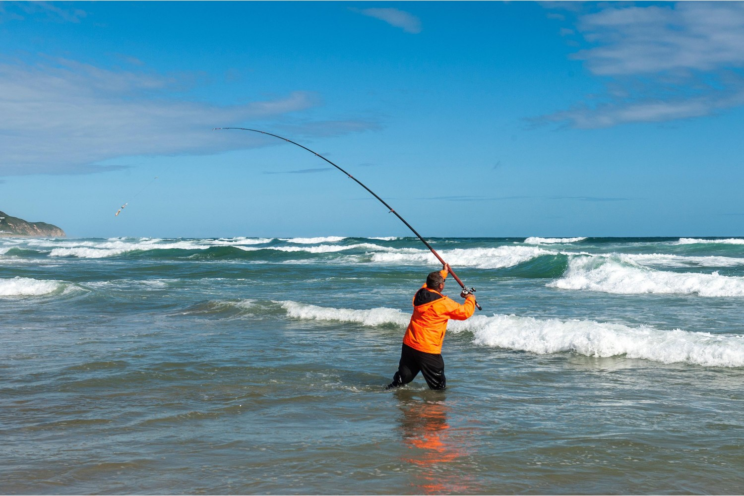 <span>surfcasting</span>