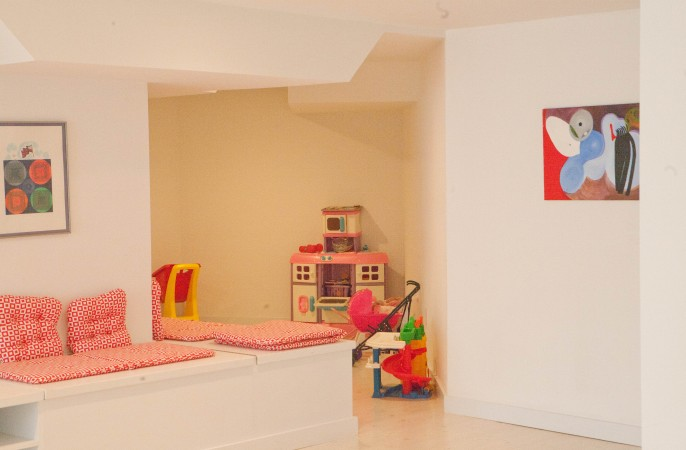 <span>Basement Playroom</span>