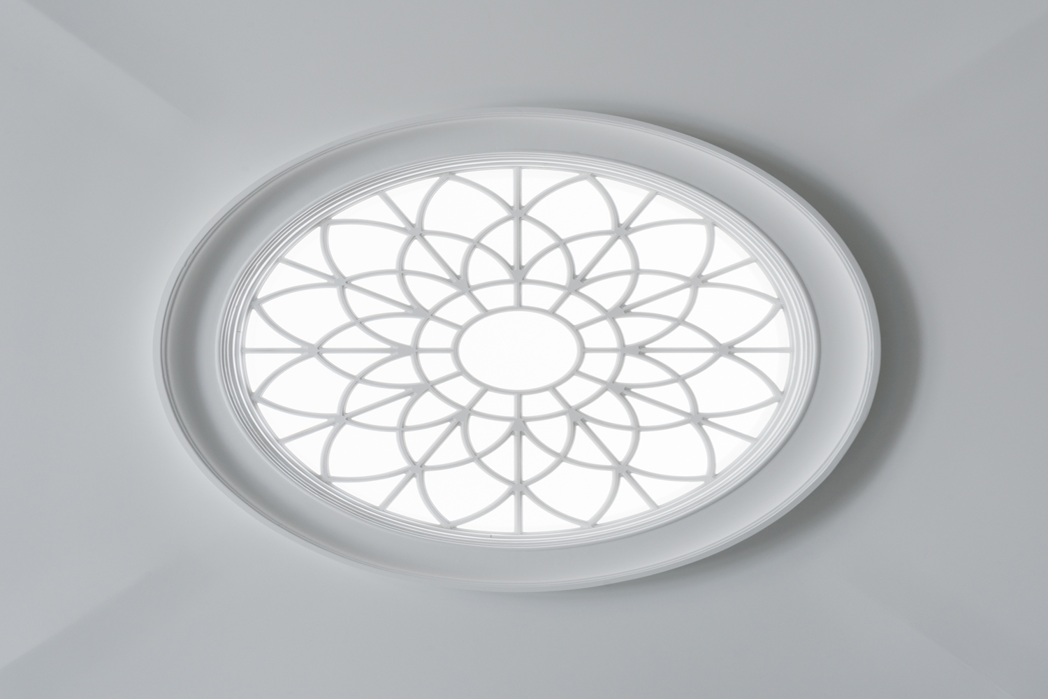 <span>rose window skylight</span>
